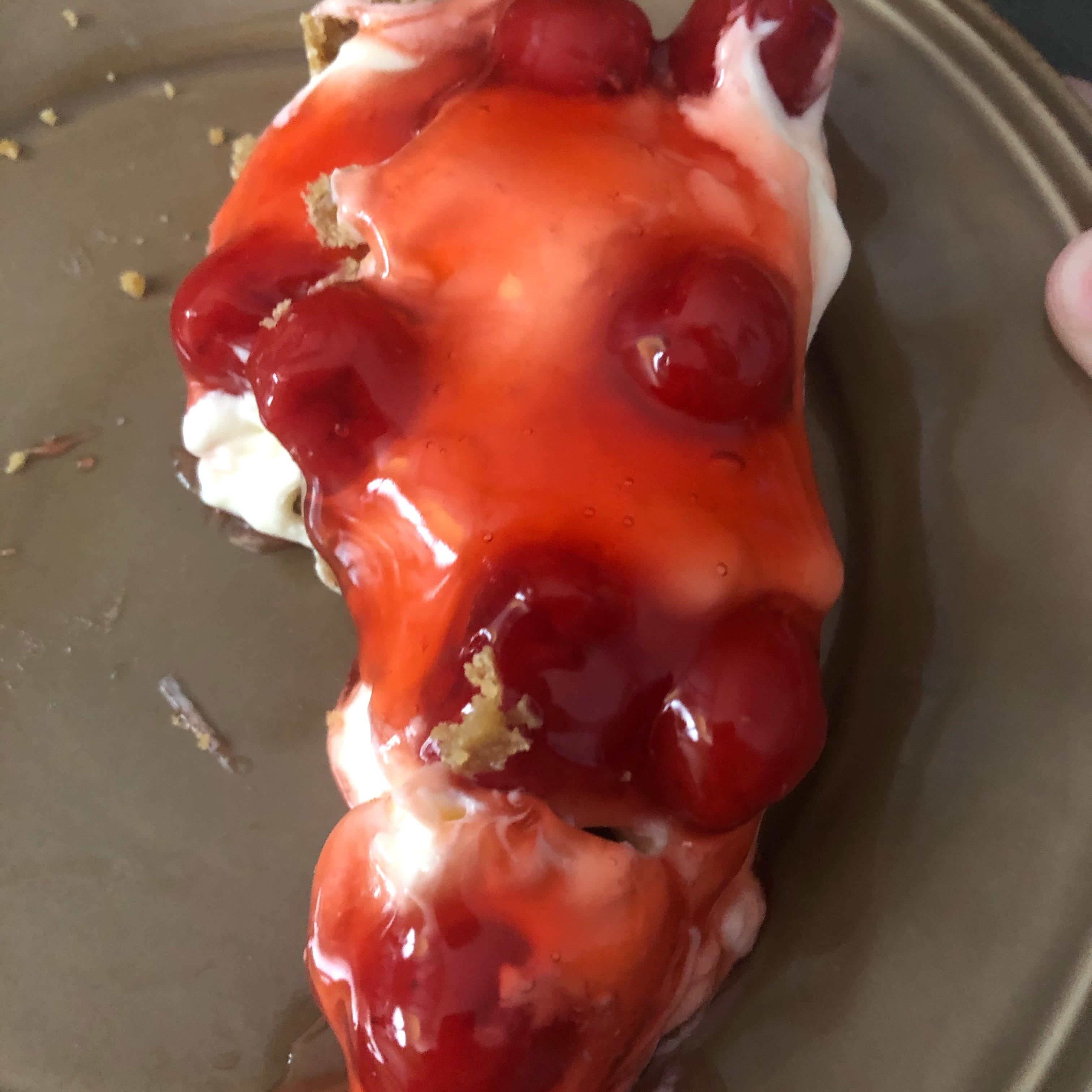 Cherry Dessert Abbey Reichow