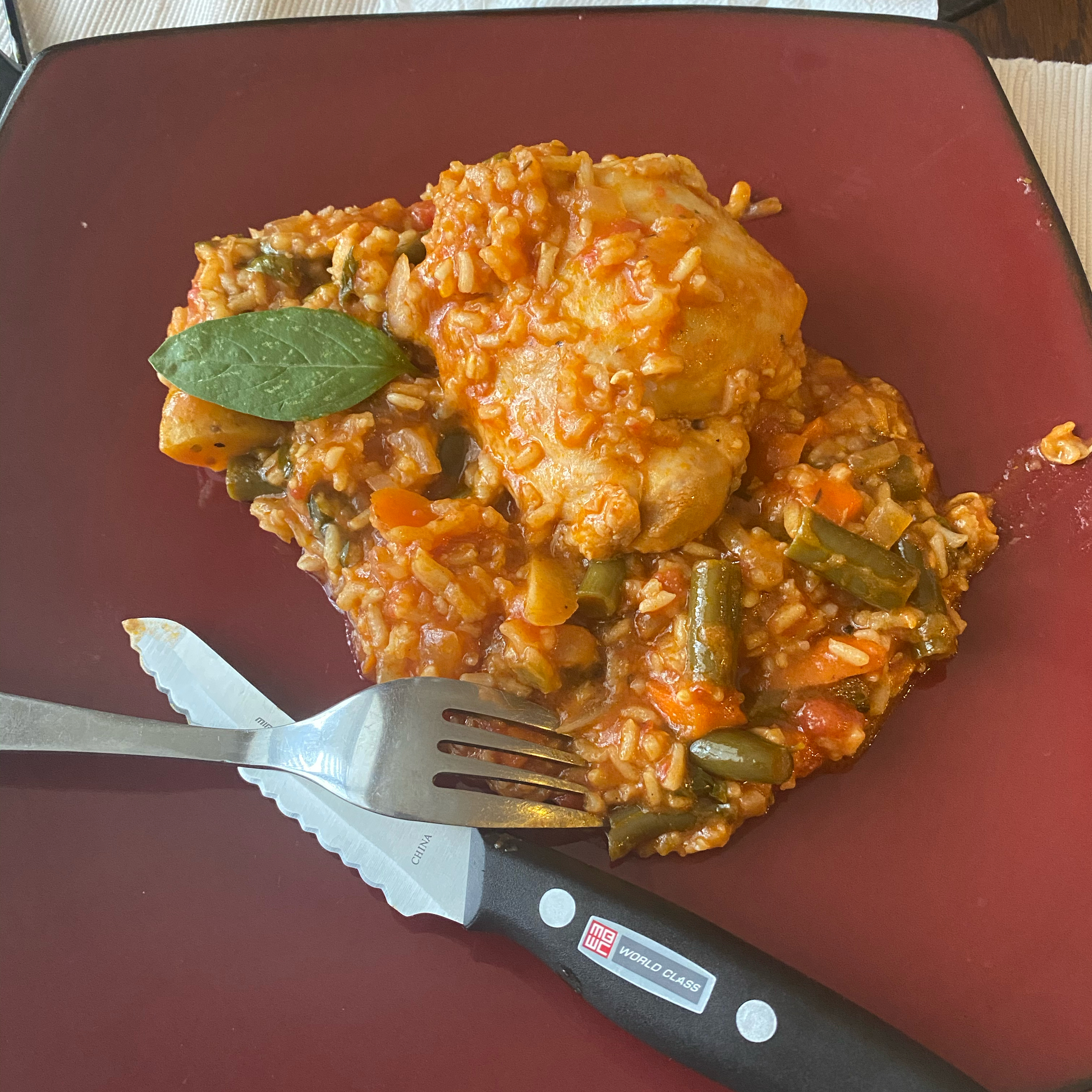 Jollof Rice Food2eat