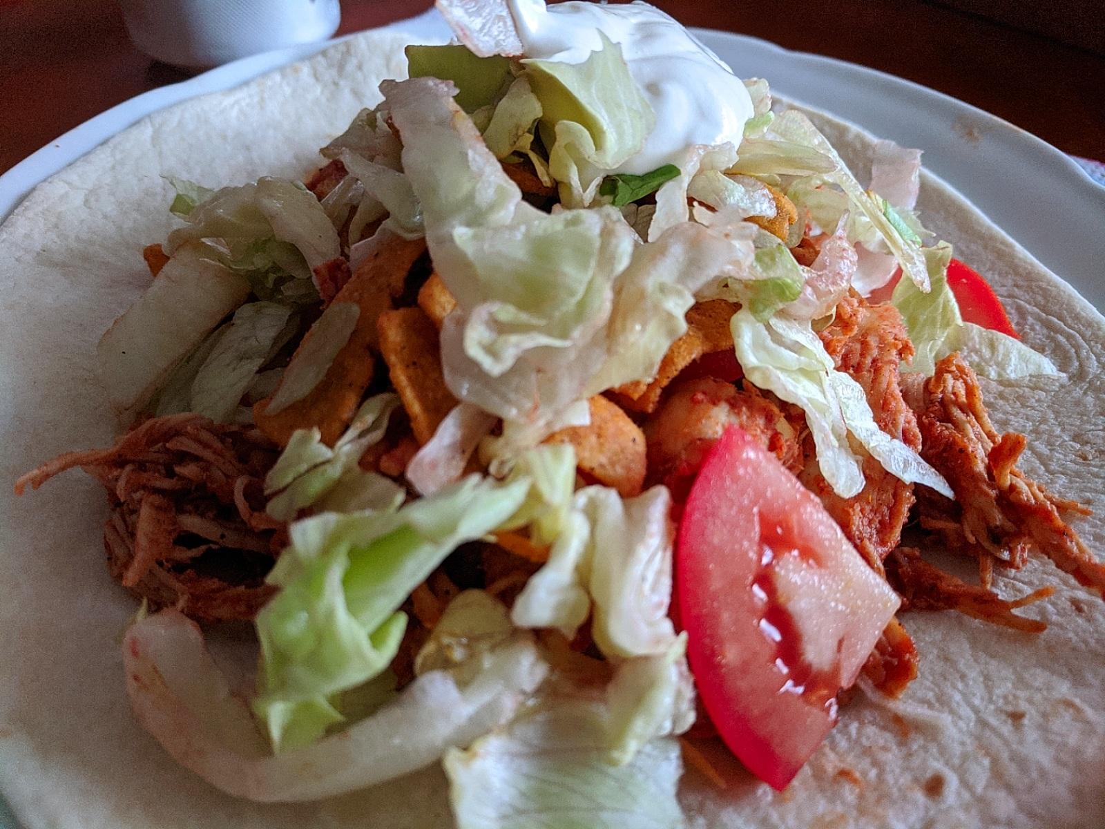 Sarah's Easy Shredded Chicken Taco Filling Scott Phelan