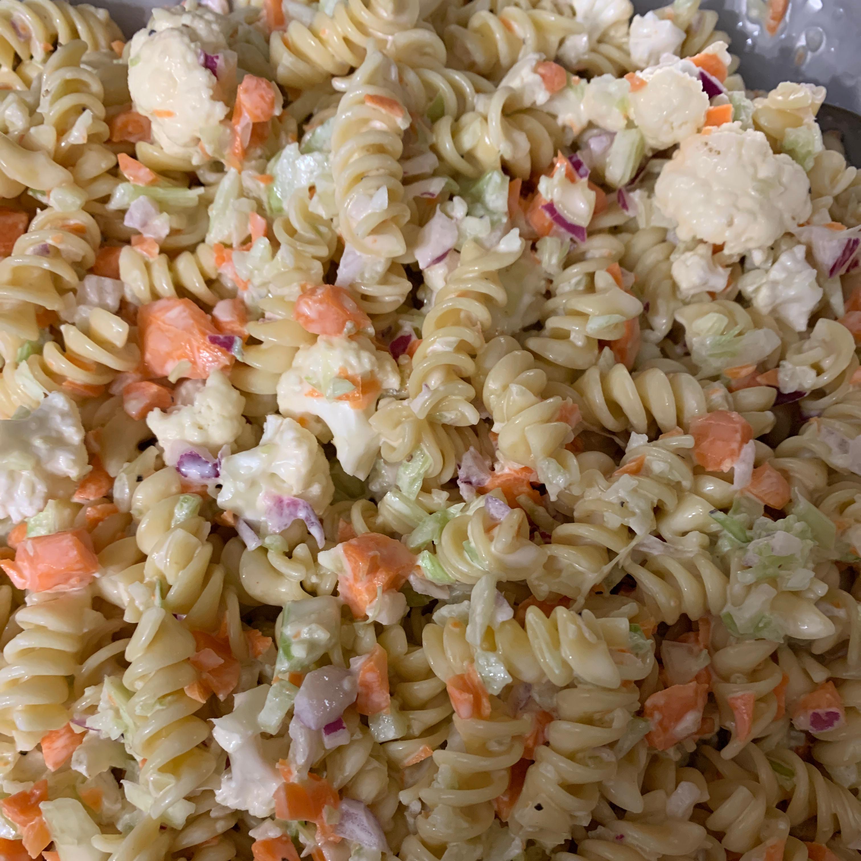 Pasta Salad I juju