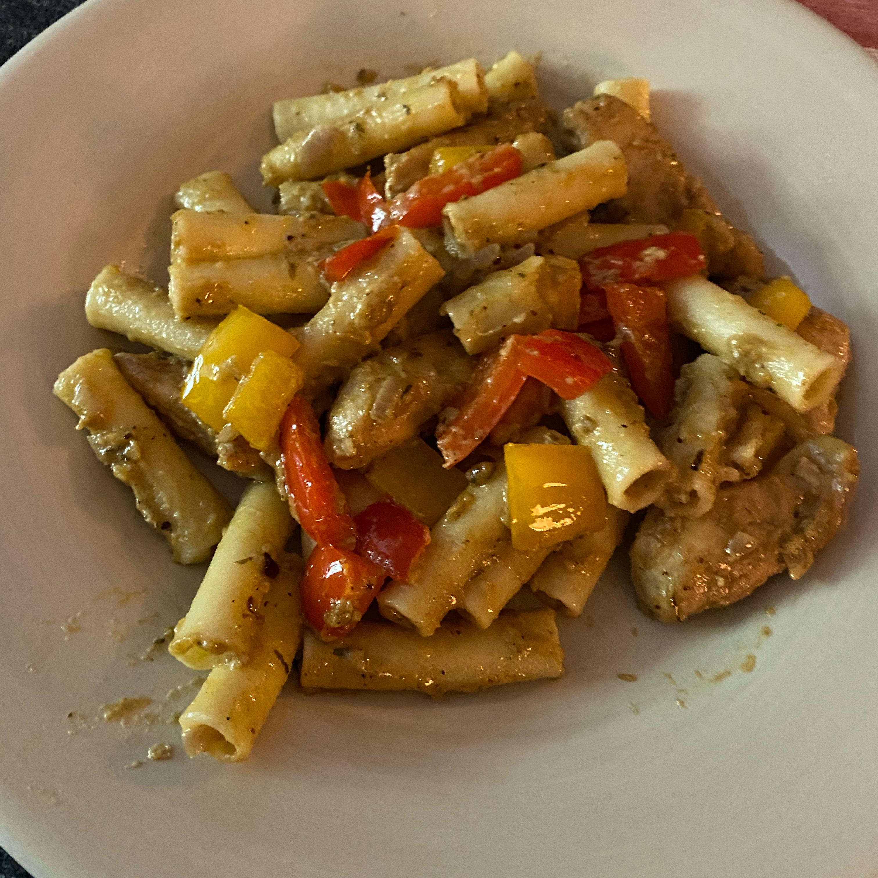 Chicken Tarragon Pasta Eddie