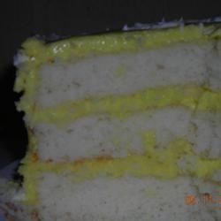Lemon Fluff Cake Brandi Conway