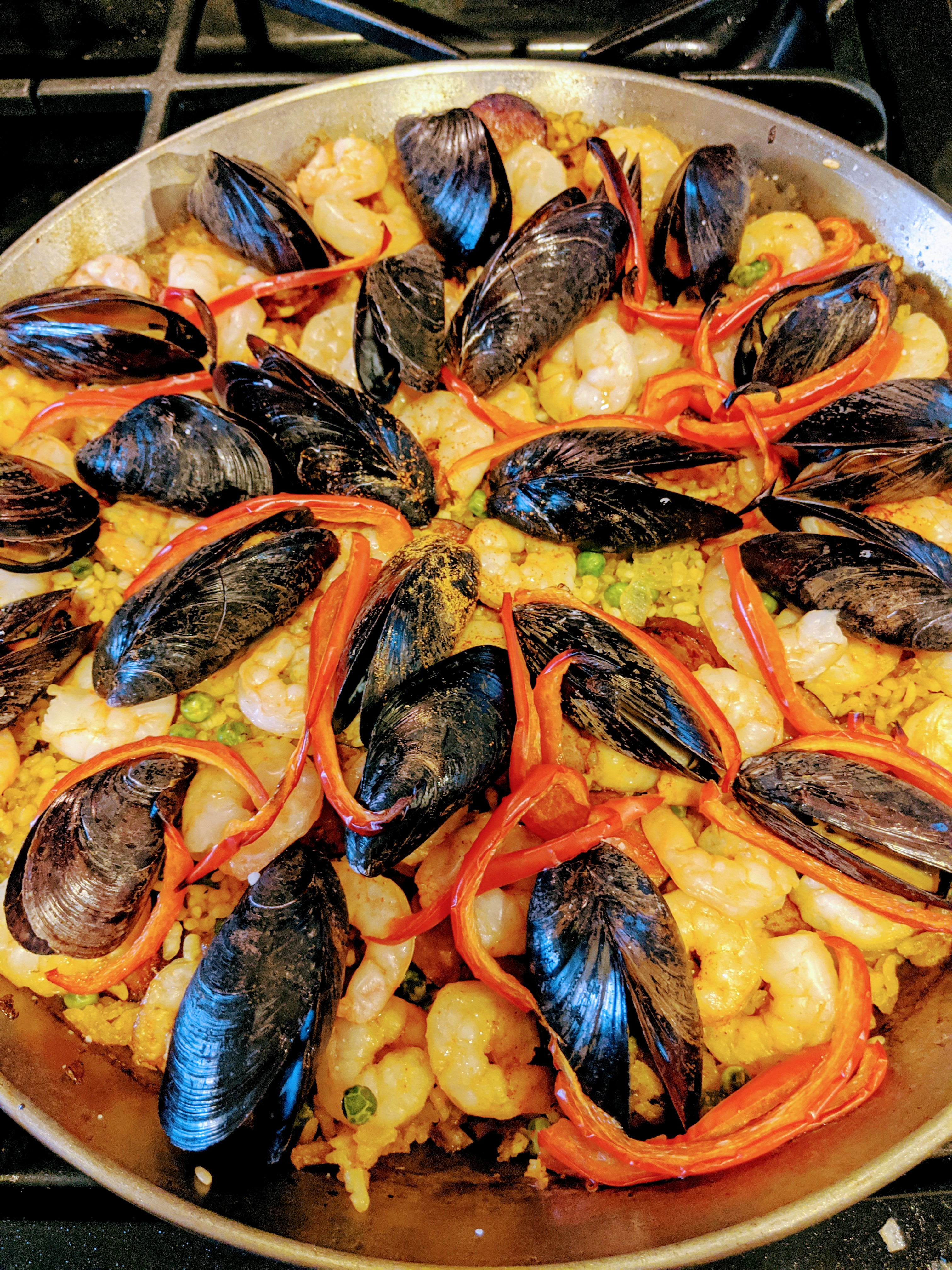 Quick and Easy Paella dpurdom