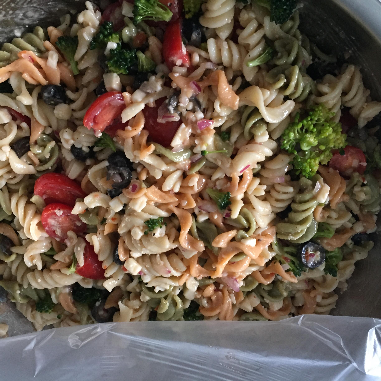 The Ultimate Pasta Salad Kathy McCaul Fritz