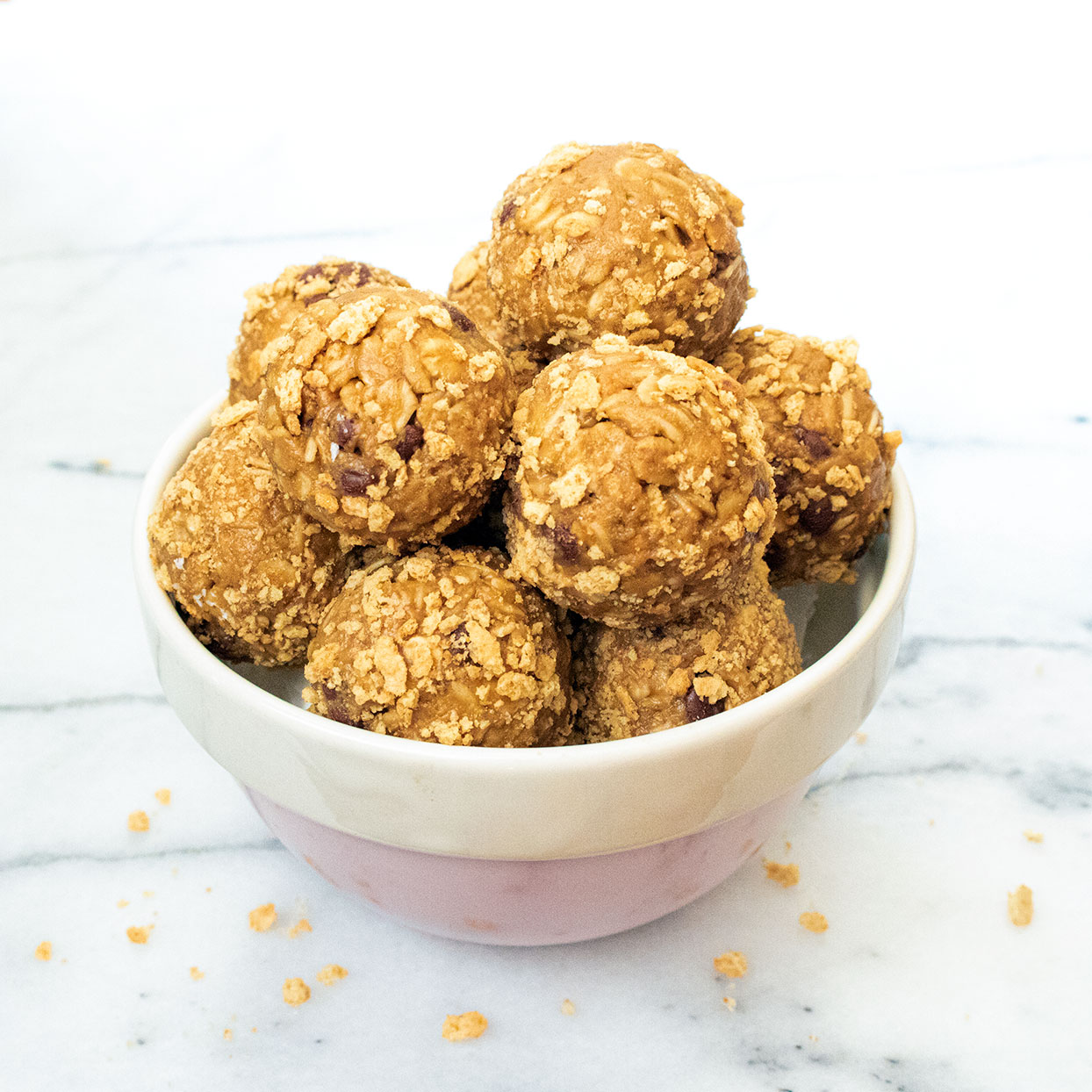 S'mores Energy Balls Trusted Brands