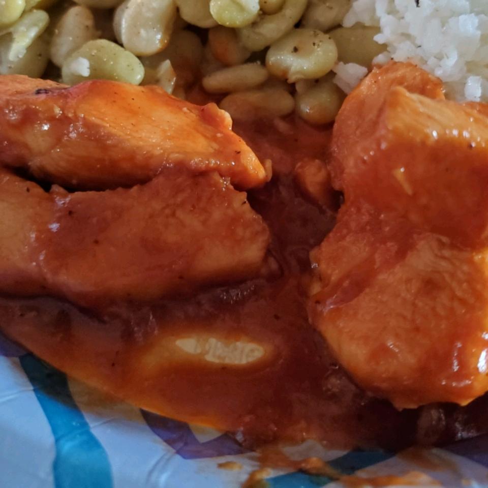 Emergency Chicken Tiffany Rettew