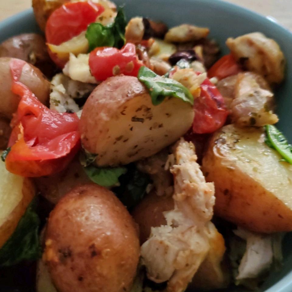 Greek Potato Casserole Melanie8888