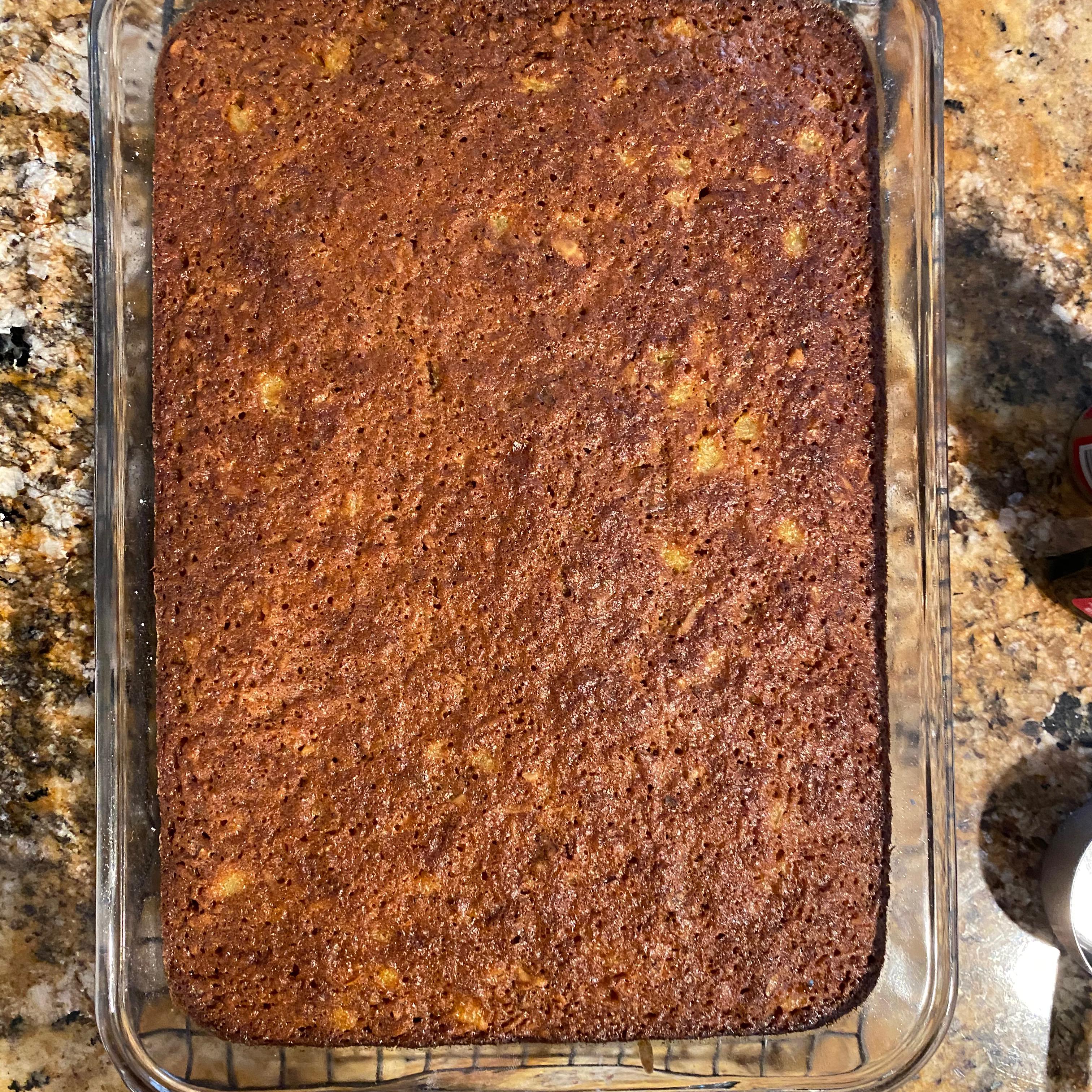 Sam's Famous Carrot Cake MKing2020