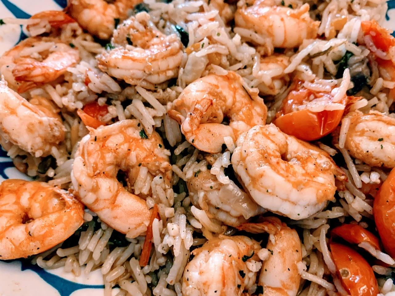 Spanish Garlic Shrimp (Gambas al Ajillo) Brian Kannheiser