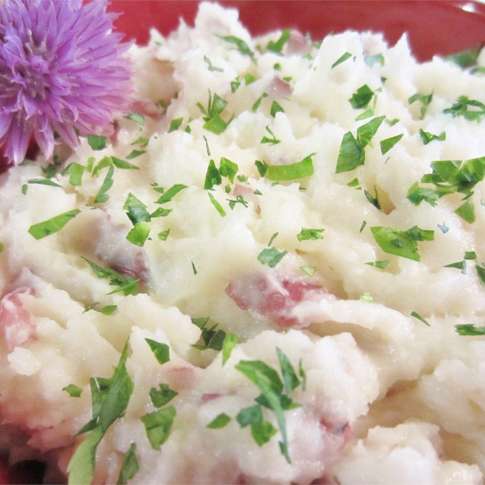 Natalie's Amazing Irish Mashed Potatoes