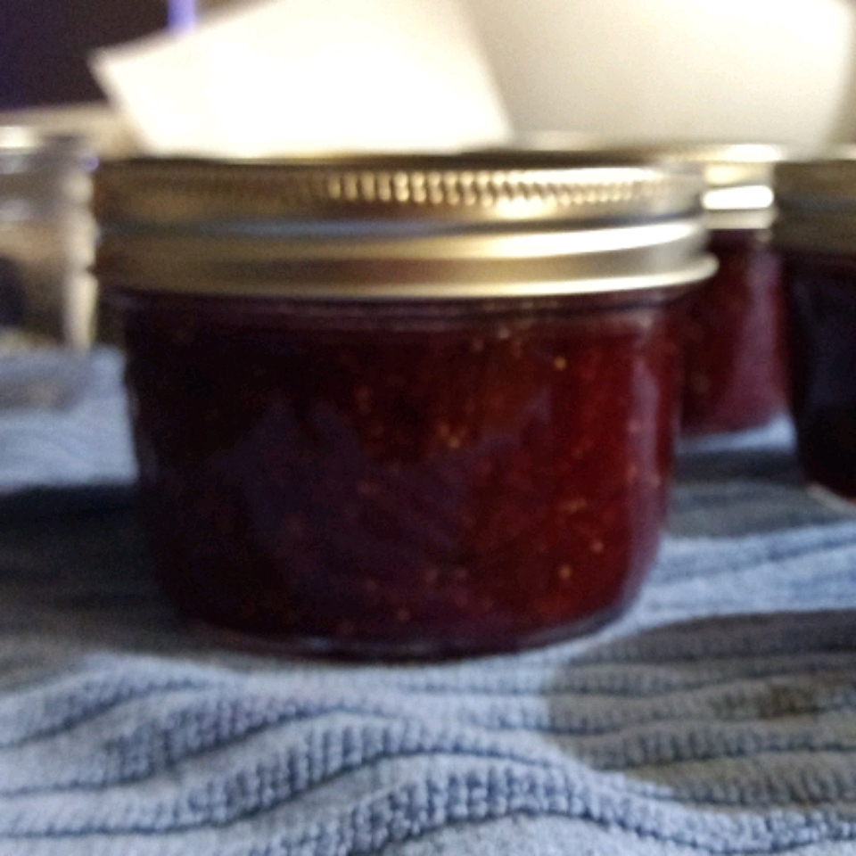 Strawberry Fig Preserves