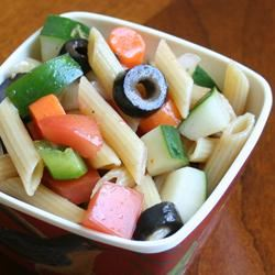 Summer Pasta Salad I Jennifer Baker