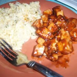 Marinated Tofu tanya22