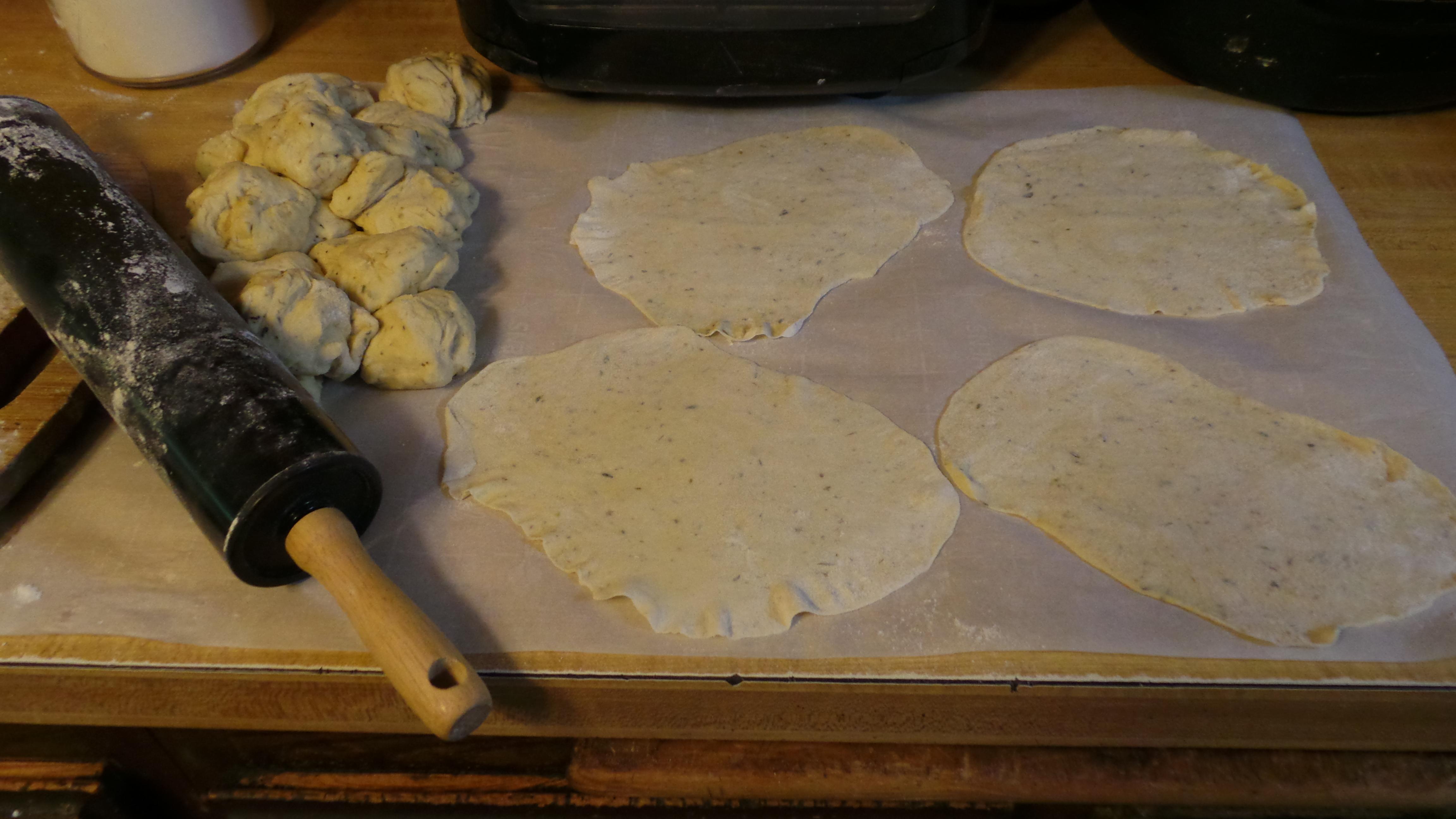 Lebanese Mountain Bread