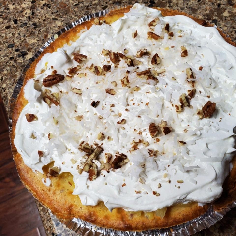 Hawaiian Cheesecake Clarence