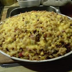 Hamburger Casserole