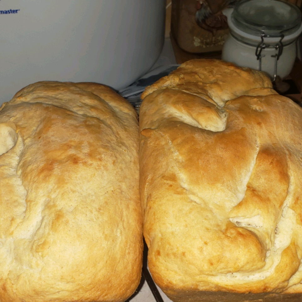 Basic High-Altitude Bread Amy