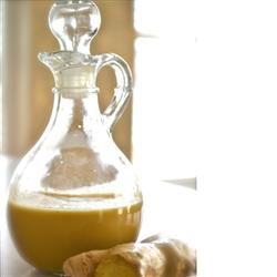 Tangy Ginger Lime Salad Dressing sal