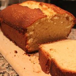 Jojo's Lemon Pound Cake HyggeBaking