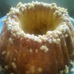 Coconut Pound Cake Jennifer Ryan Frye