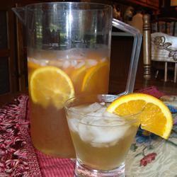 Springtime Citrus Cooler Paula