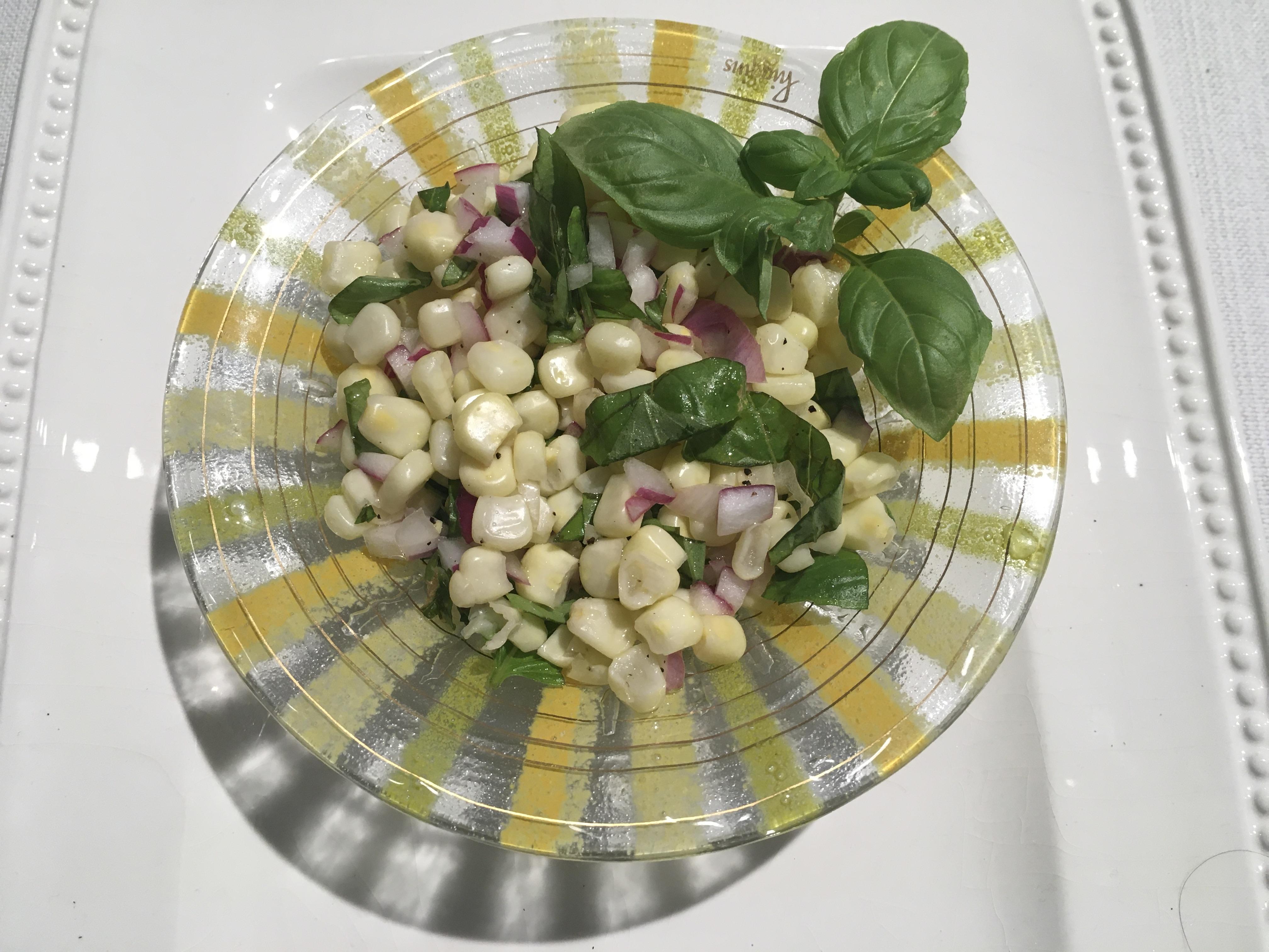 Fresh Summer Corn Salad Melanie Morris