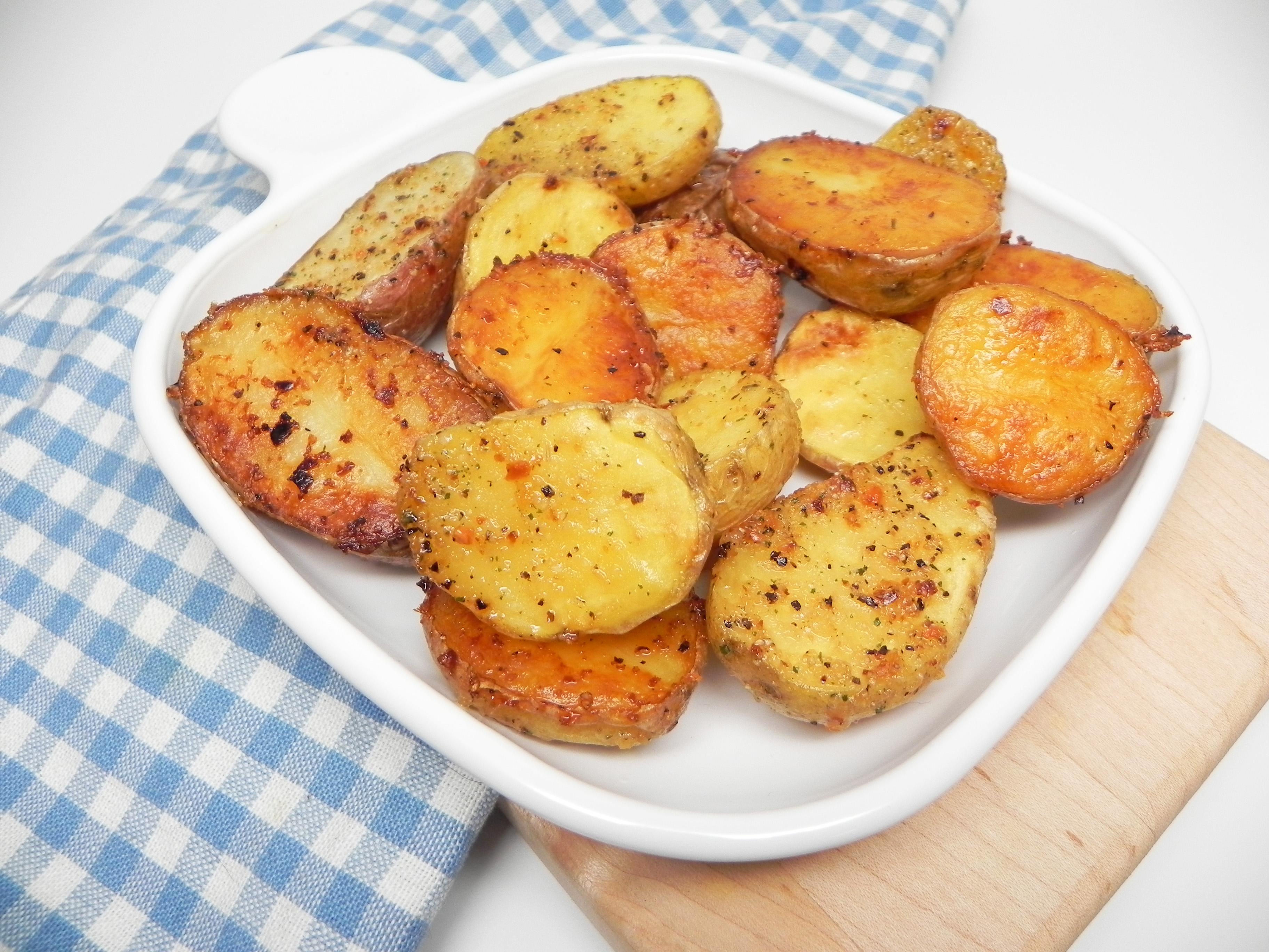 Italian-Style Roasted Baby Potatoes
