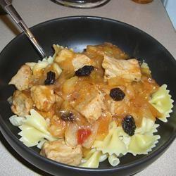 Bahama-Mama Pork Chops Jillian Kuhlmann