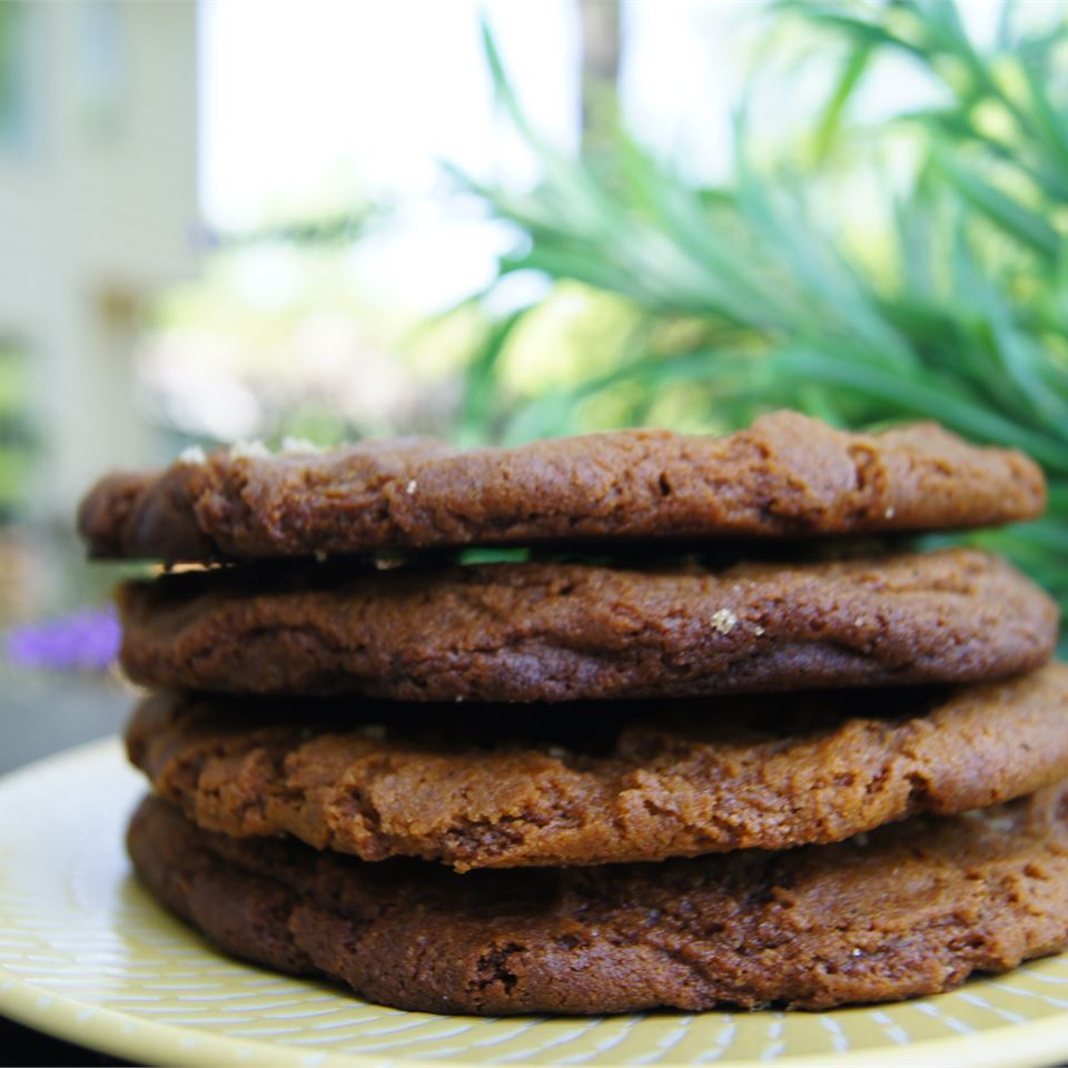 Cinnamon, Spice and Everything Nice Cookies TheBritishBaker