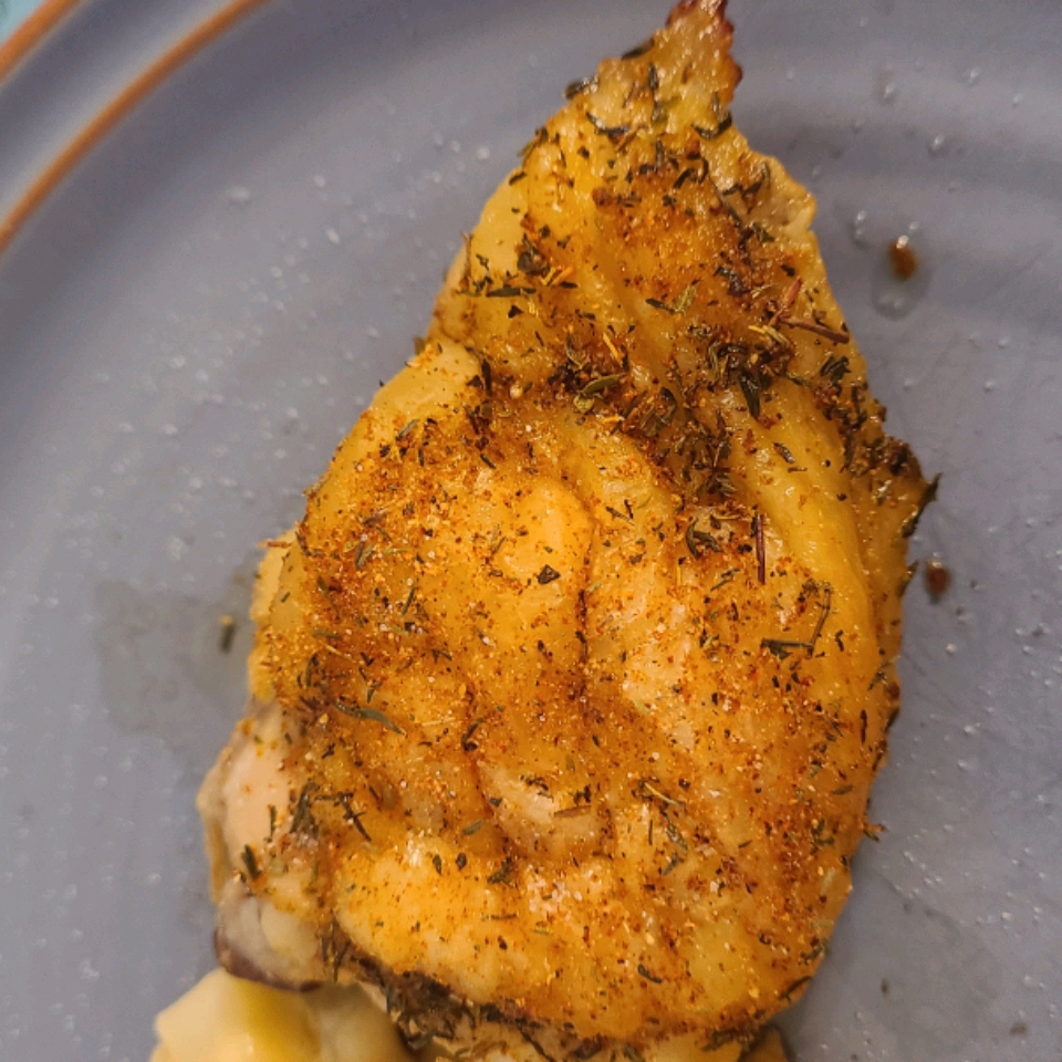 Crispy and Tender Baked Chicken Thighs Shawnee