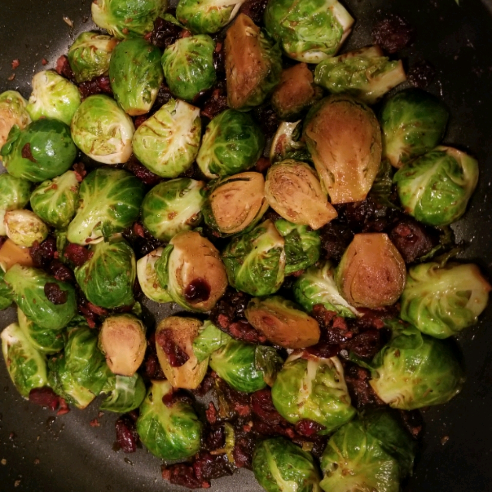 Amazing Brussels Sprouts Mireles Crew