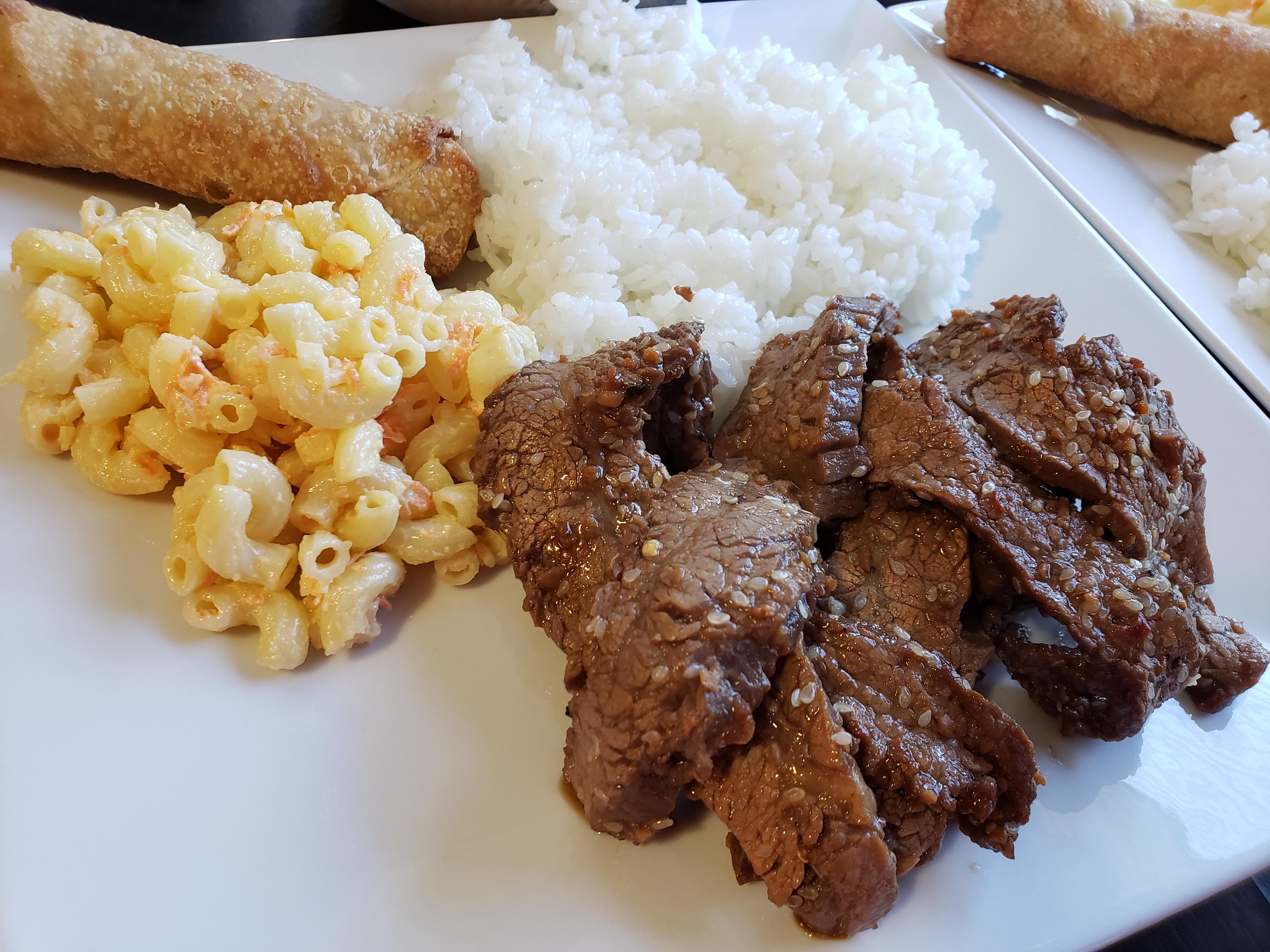 Beef Bulgogi Elizabeth Lhamon