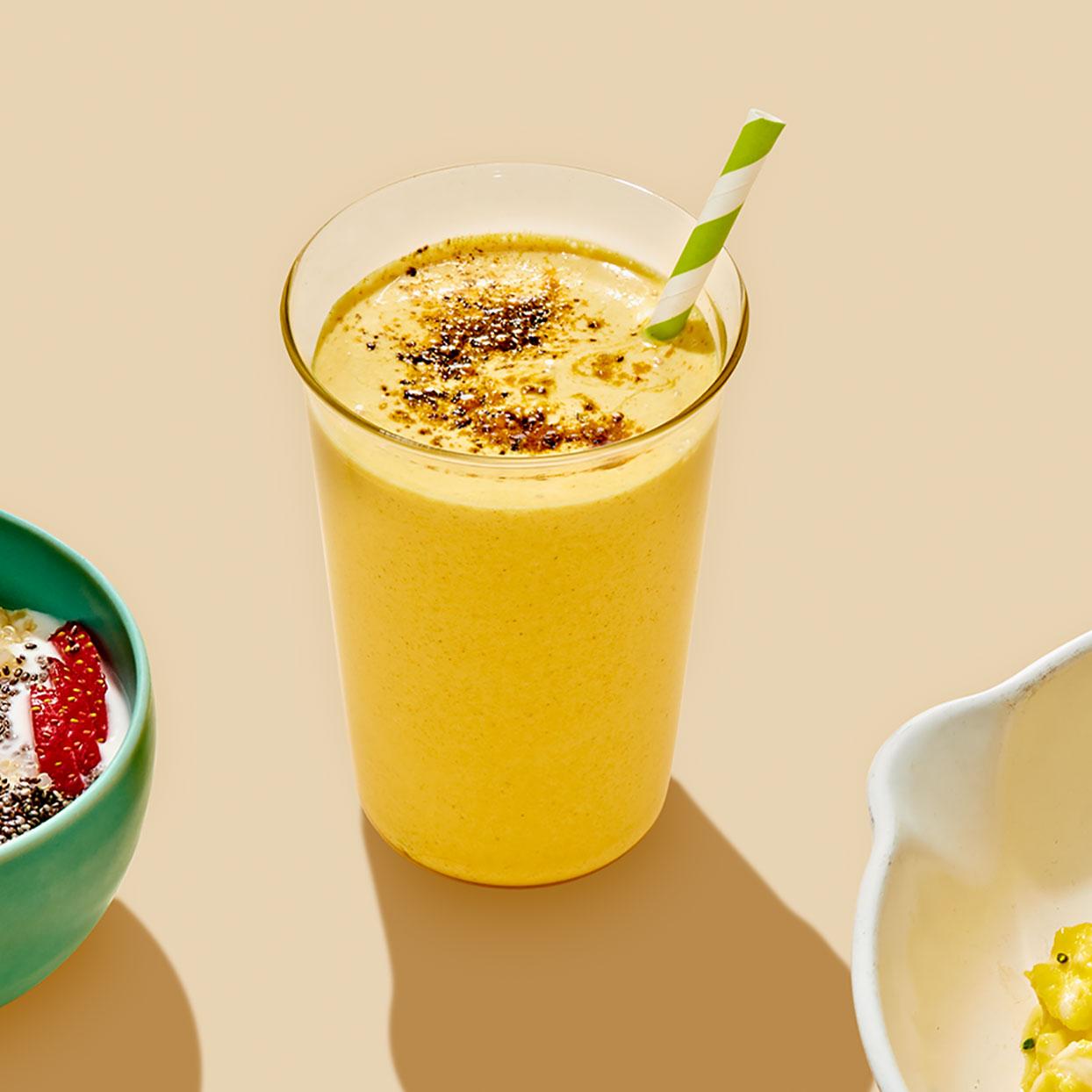 Golden Milk Frappe Trusted Brands