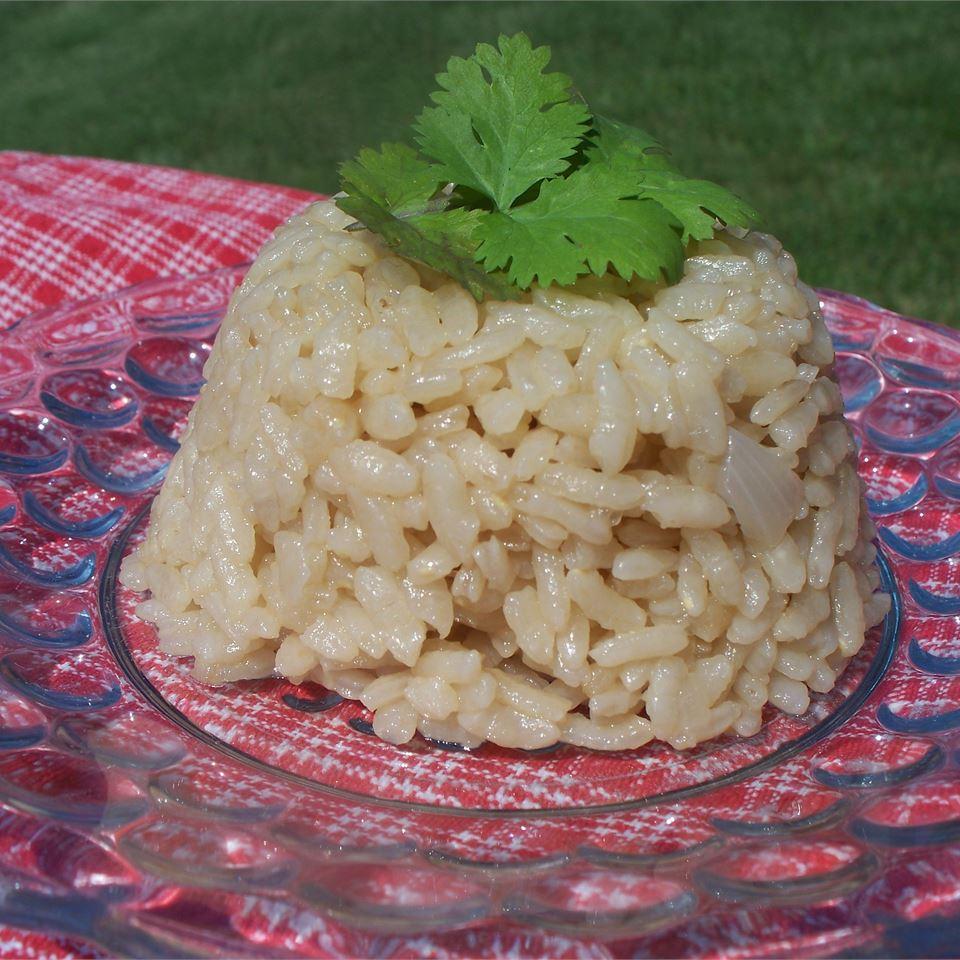 Basmati Rice Pilaf Carol Castellucci Miller