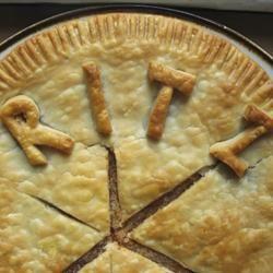 Mock Apple Pie I Kevbed1962
