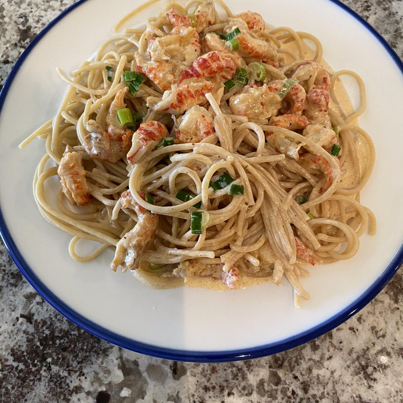 Crayfish or Shrimp Pasta vic1995740il