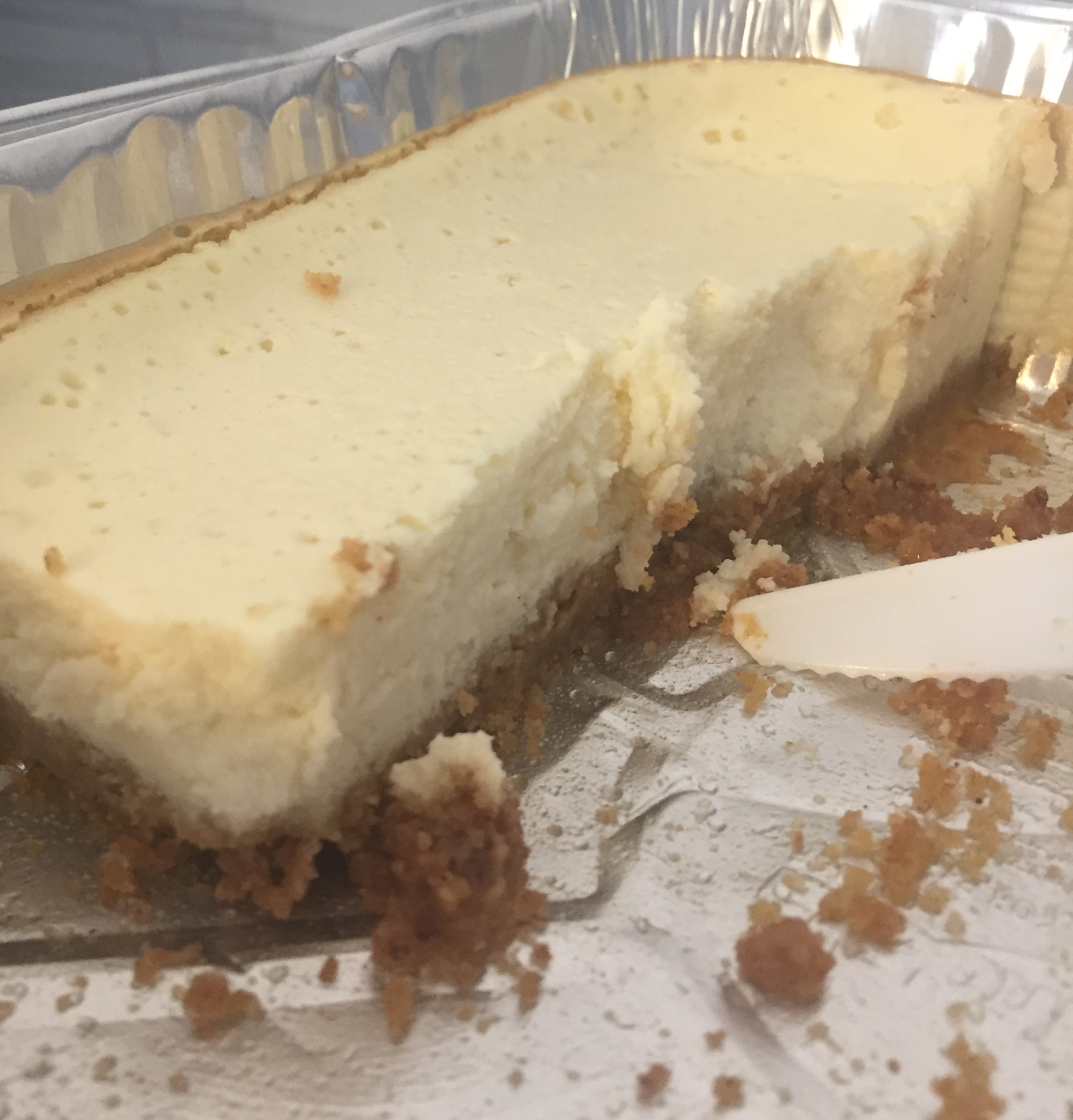 Oma's Cottage Cheesecake