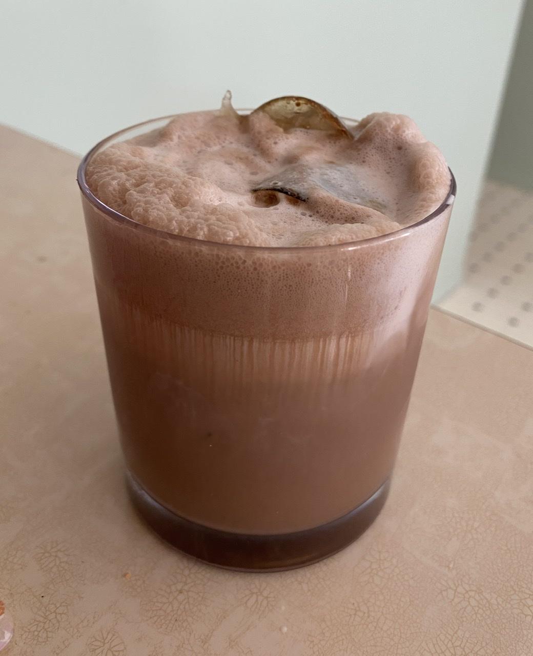 Cappuccino Cooler celineebeenie
