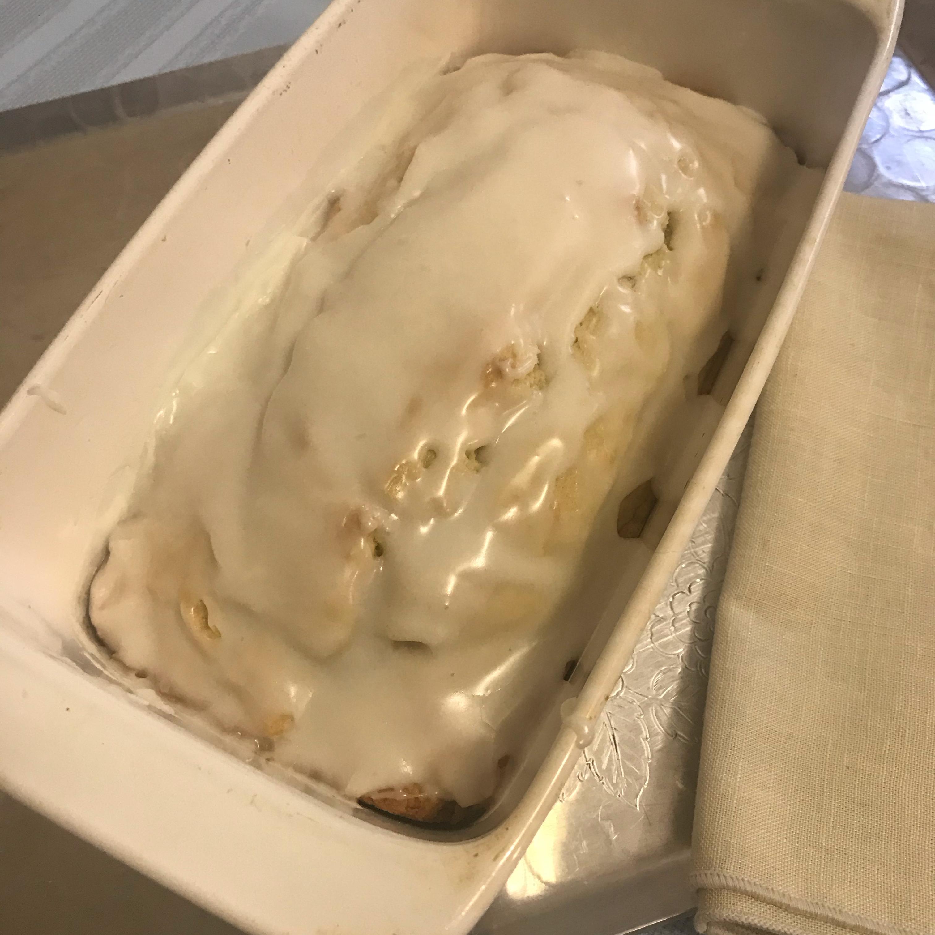 Lemon Loaf Cake MommaBean3