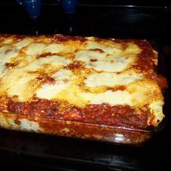 World's Best Lasagna Bonnie Northsea