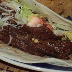 Lisa's Favorite Carne Asada Marinade