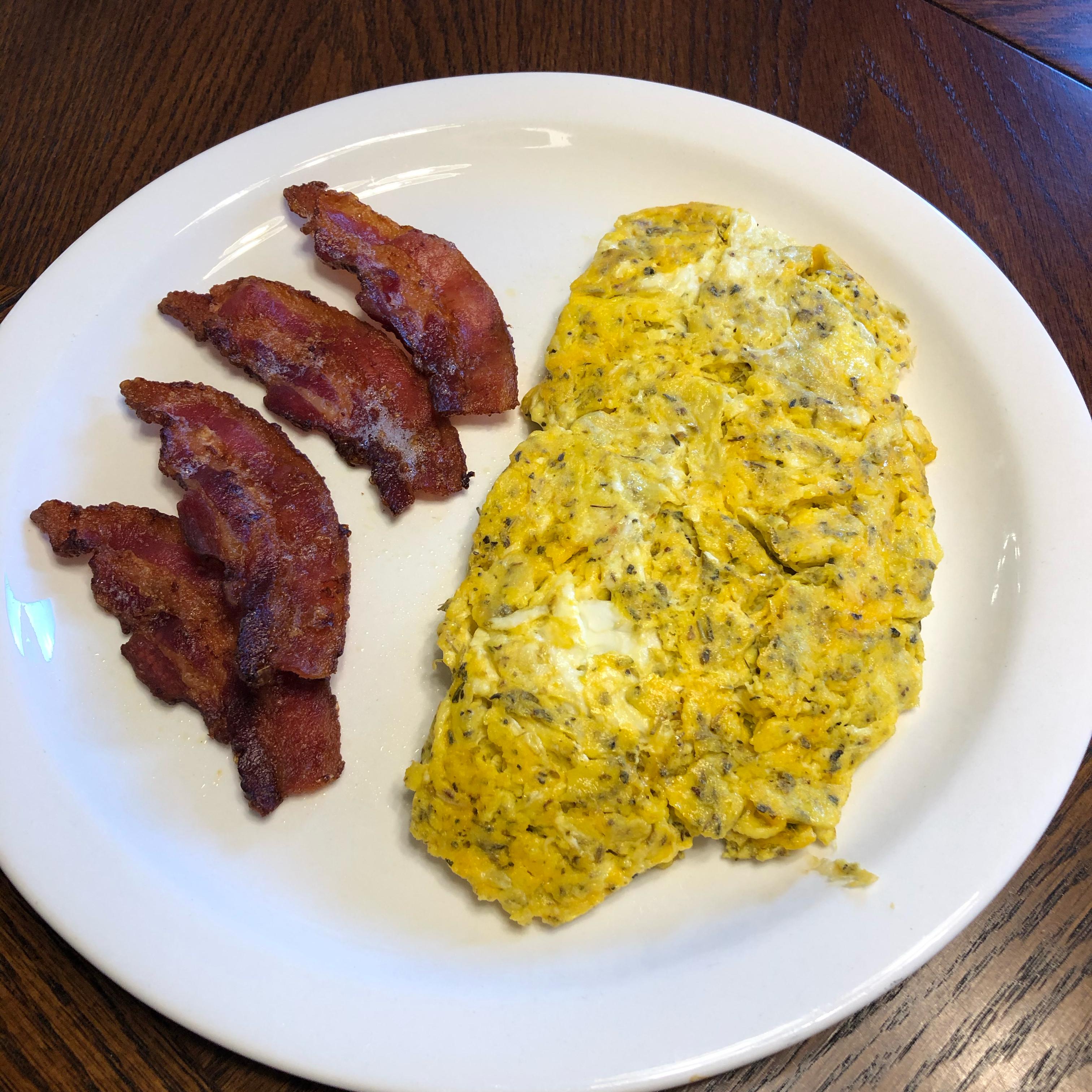 Scrambled Egg Omelet DogGuyDave
