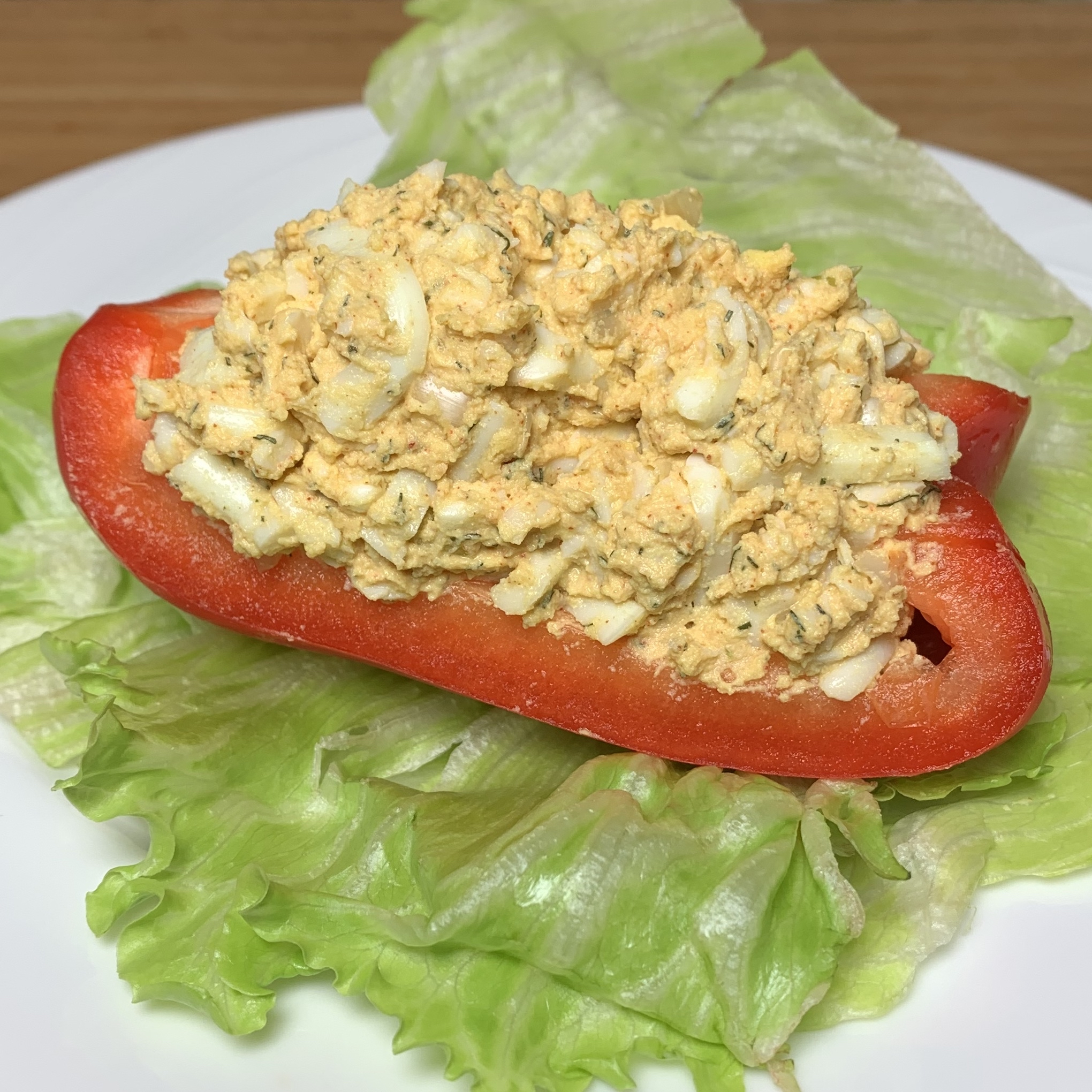 Egg Salad I Paula