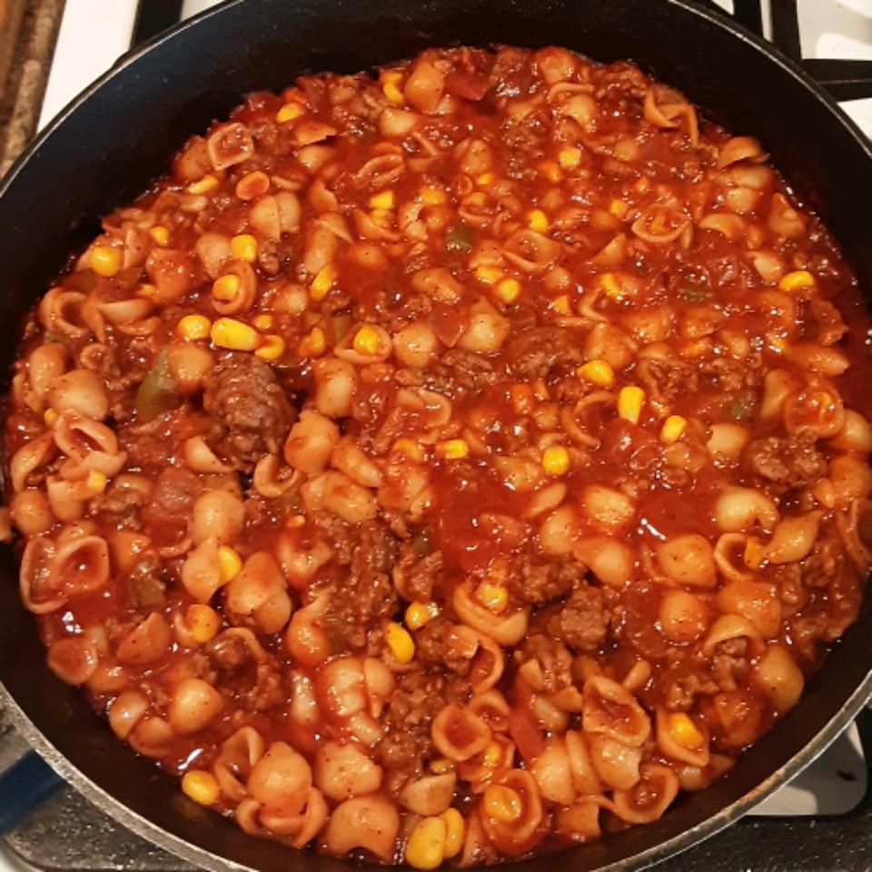 Ed's Macaroni Jumble