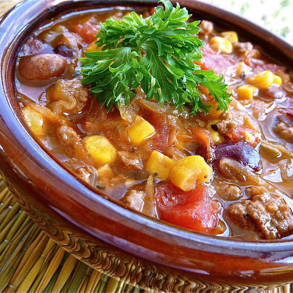 Beefy Cabbage Stew