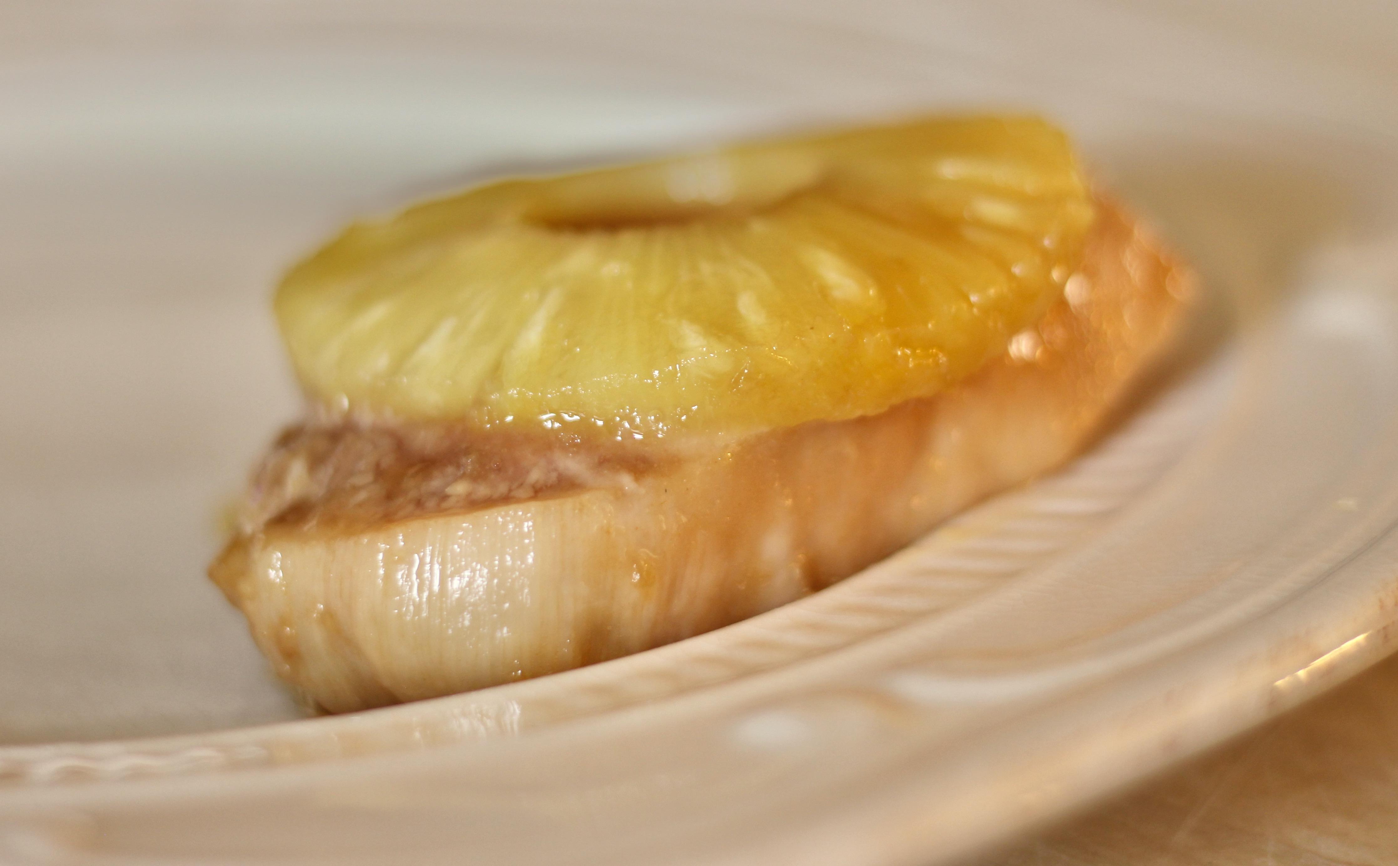 Pineapple-Teriyaki Pork Chops