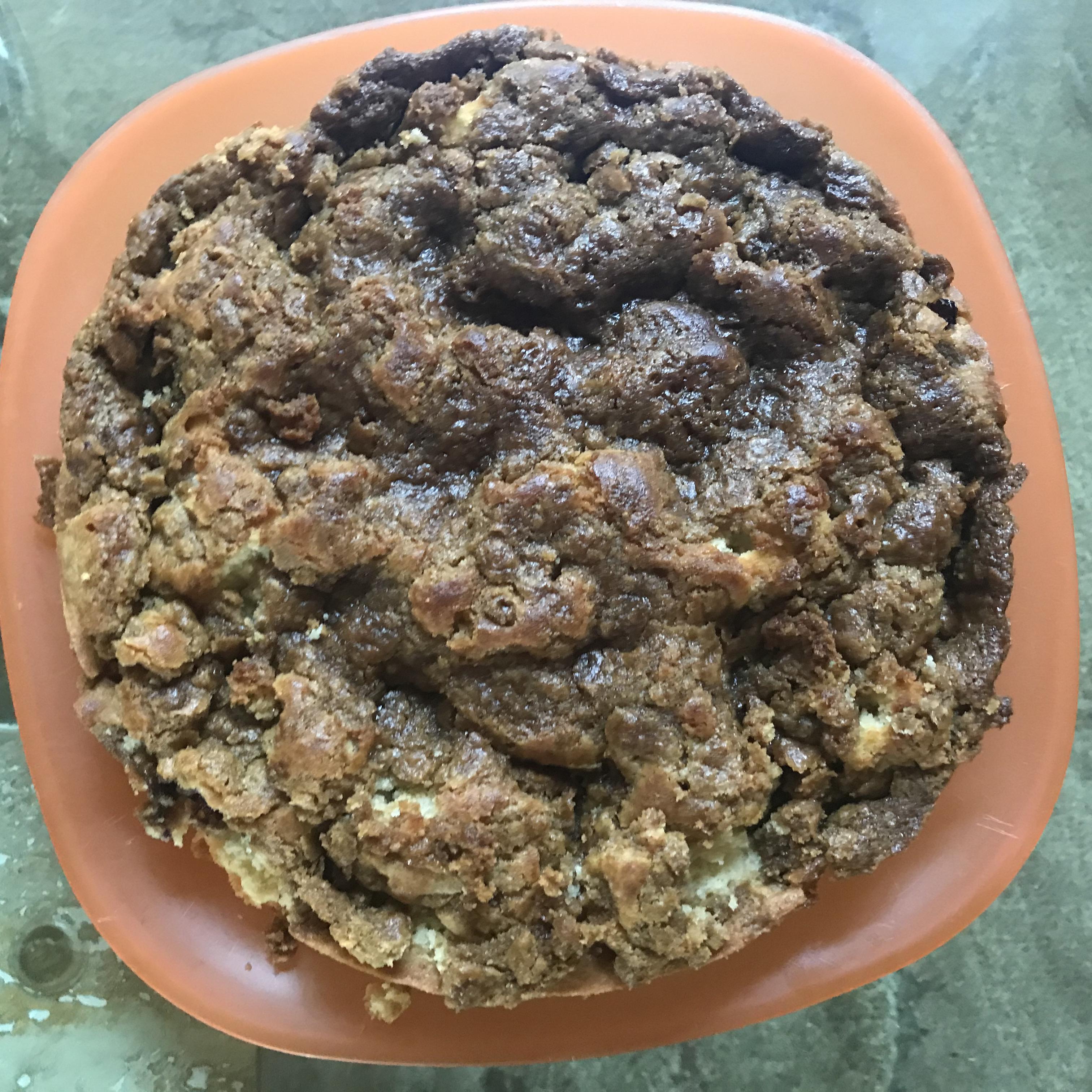 Blueberry Coffee Cake I