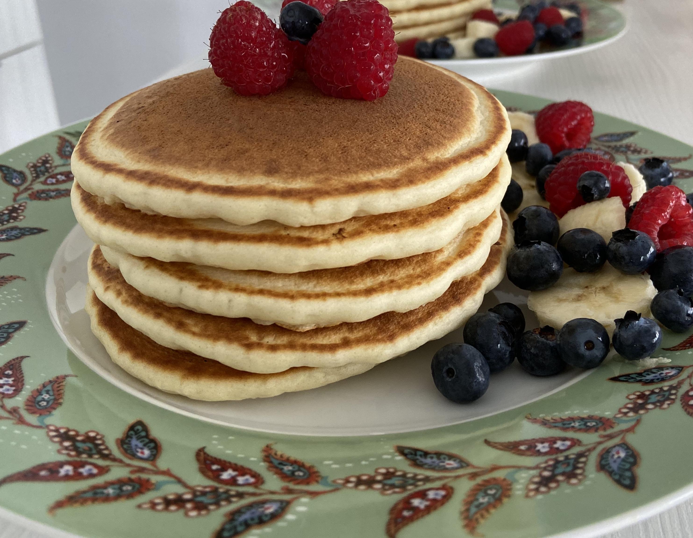 Good Old Fashioned Pancakes Farnaz Fassihi