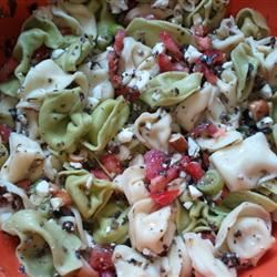 Tortellini Picnic Salad Rhonda