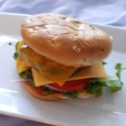 Best Barbequed Burgers